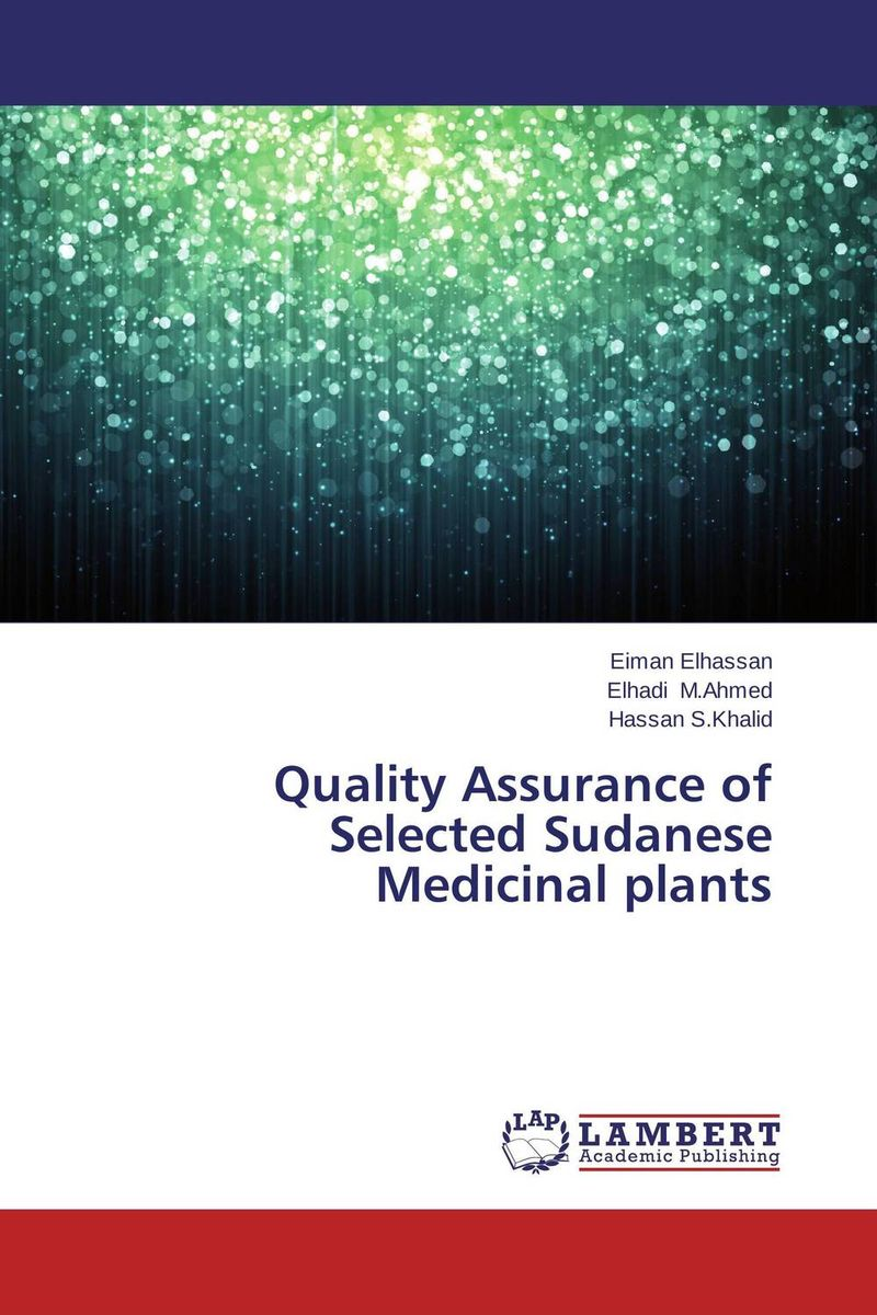 Quality Assurance of Selected Sudanese Medicinal plants effect of medicinal plant extracts on the viability of protoscoleces