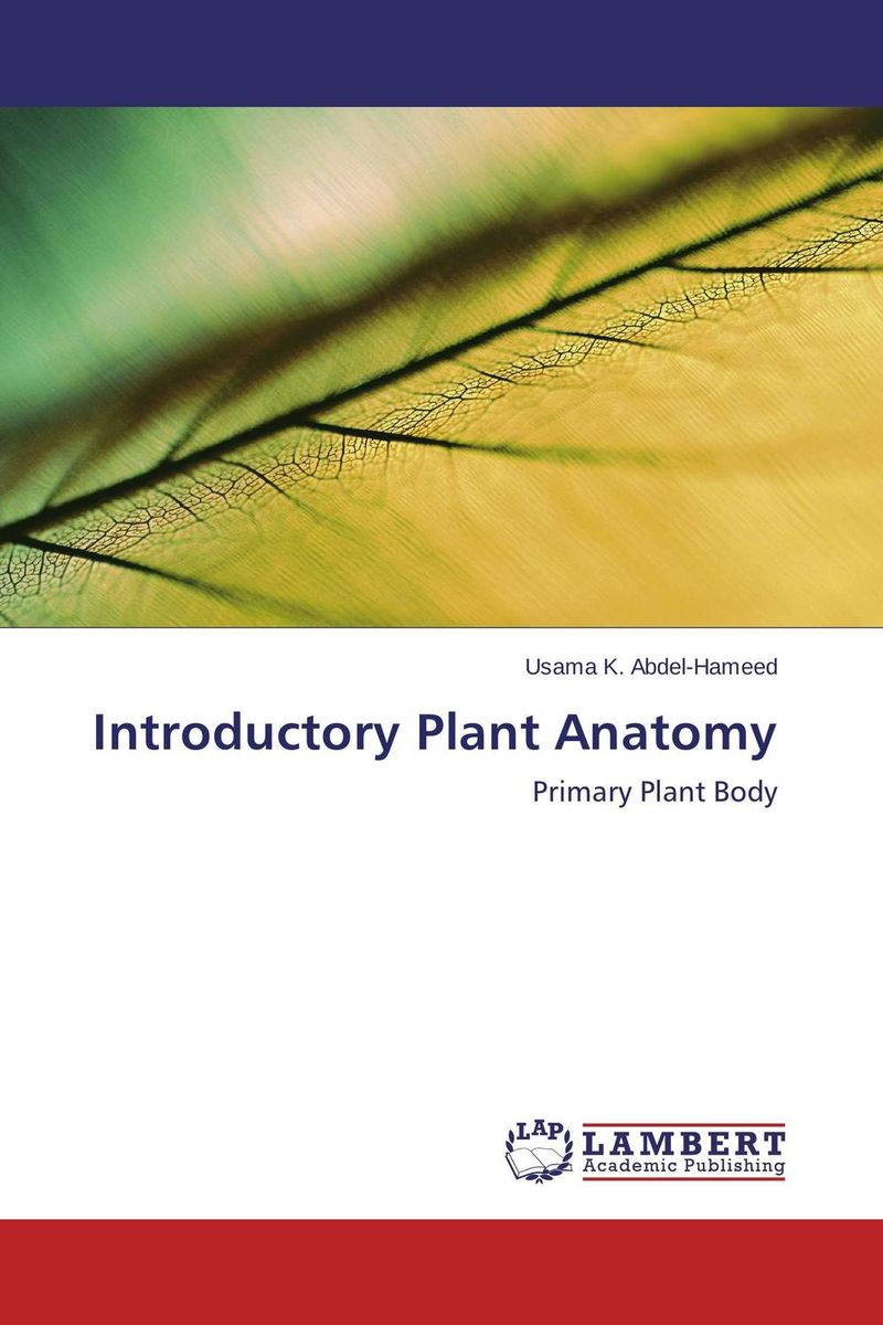 Introductory Plant Anatomy visceral anatomy male female anatomical trunk anatomy model chest abdomen organ structure medicine torso model 85 cm gasenhn 033