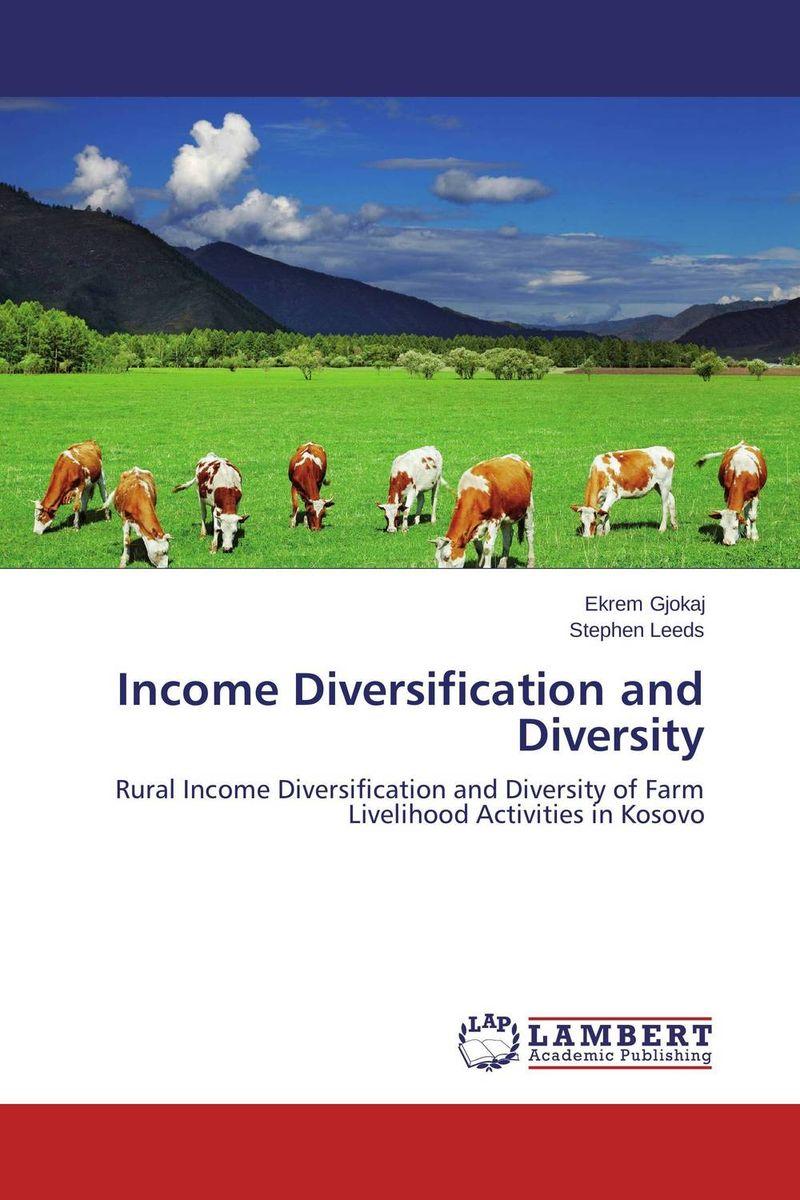 Income Diversification and Diversity luxor набор фломастеров штампов color stamper 8 цветов