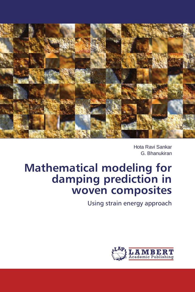Mathematical modeling for damping prediction in woven composites bolted joints in laminated composites