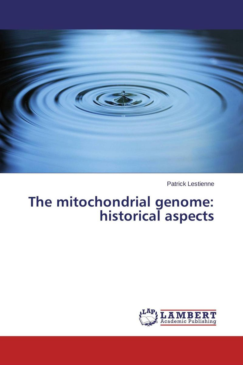 The mitochondrial genome: historical aspects in situ detection of dna damage methods and protocols