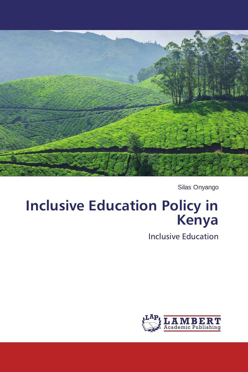 Inclusive Education Policy in Kenya chicken licken level 2