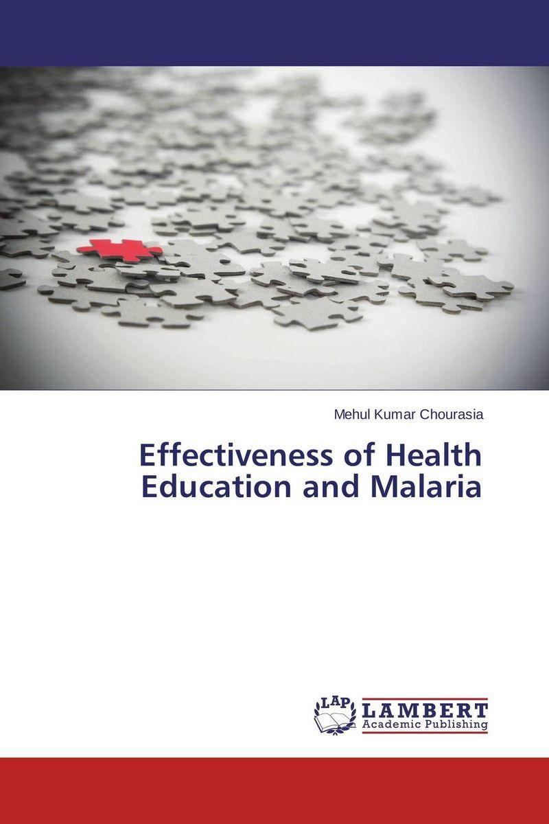 Effectiveness of Health Education and Malaria