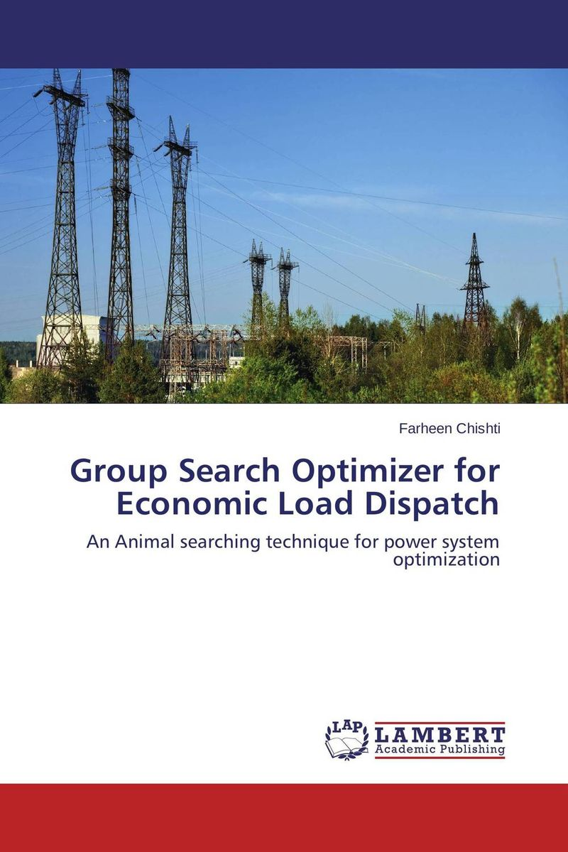 Group Search Optimizer for Economic Load Dispatch group search optimizer for economic load dispatch