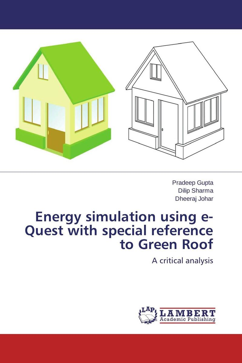 Energy simulation using e-Quest with special reference to Green Roof simulation of atm using elliptic curve cryptography in matlab