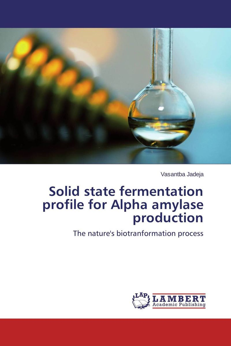 Solid state fermentation profile for Alpha amylase production fermentation technology