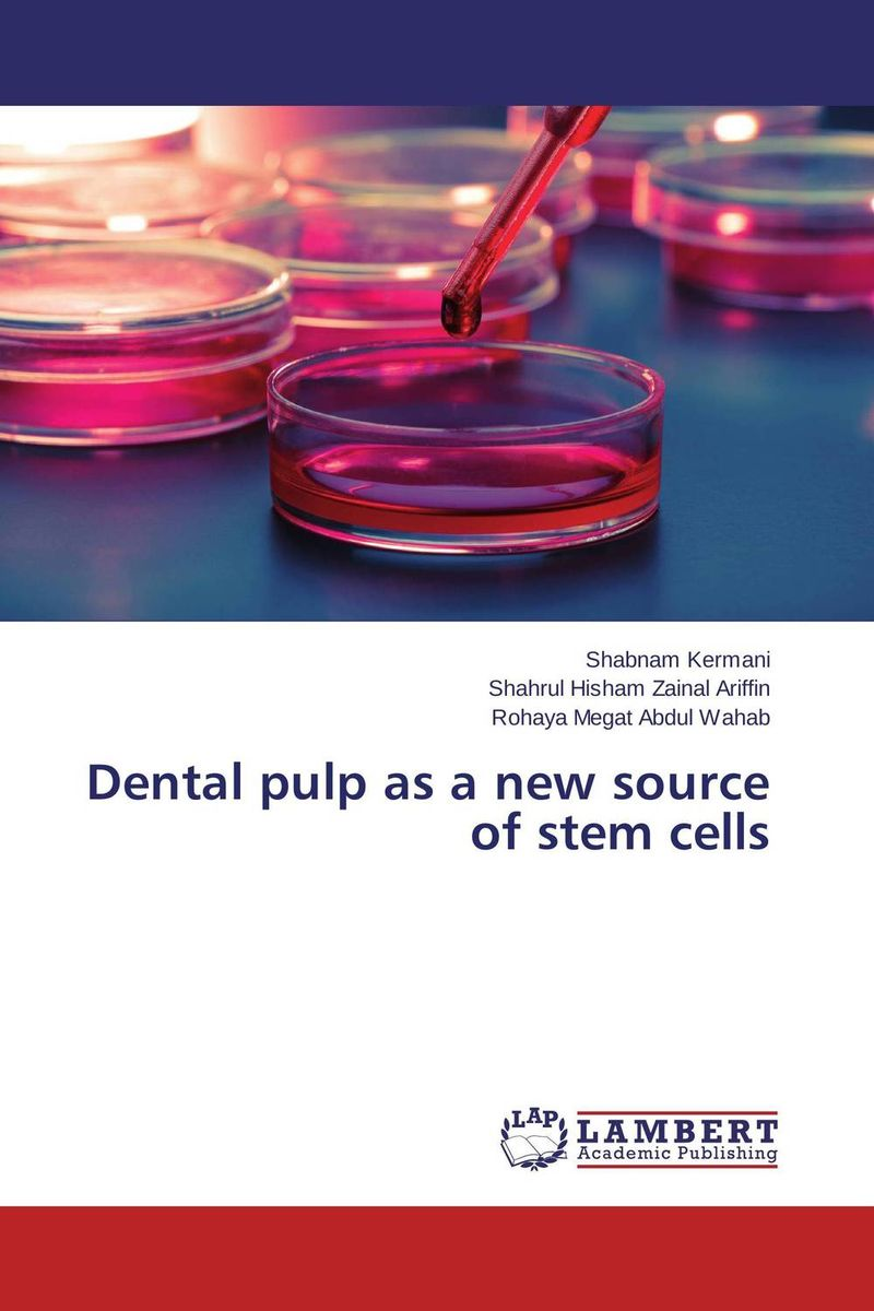 Dental pulp as a new source of stem cells adding value to the citrus pulp by enzyme biotechnology production