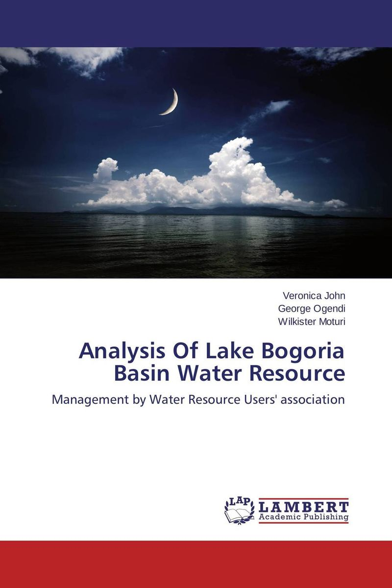 Analysis Of Lake Bogoria Basin Water Resource managing the store