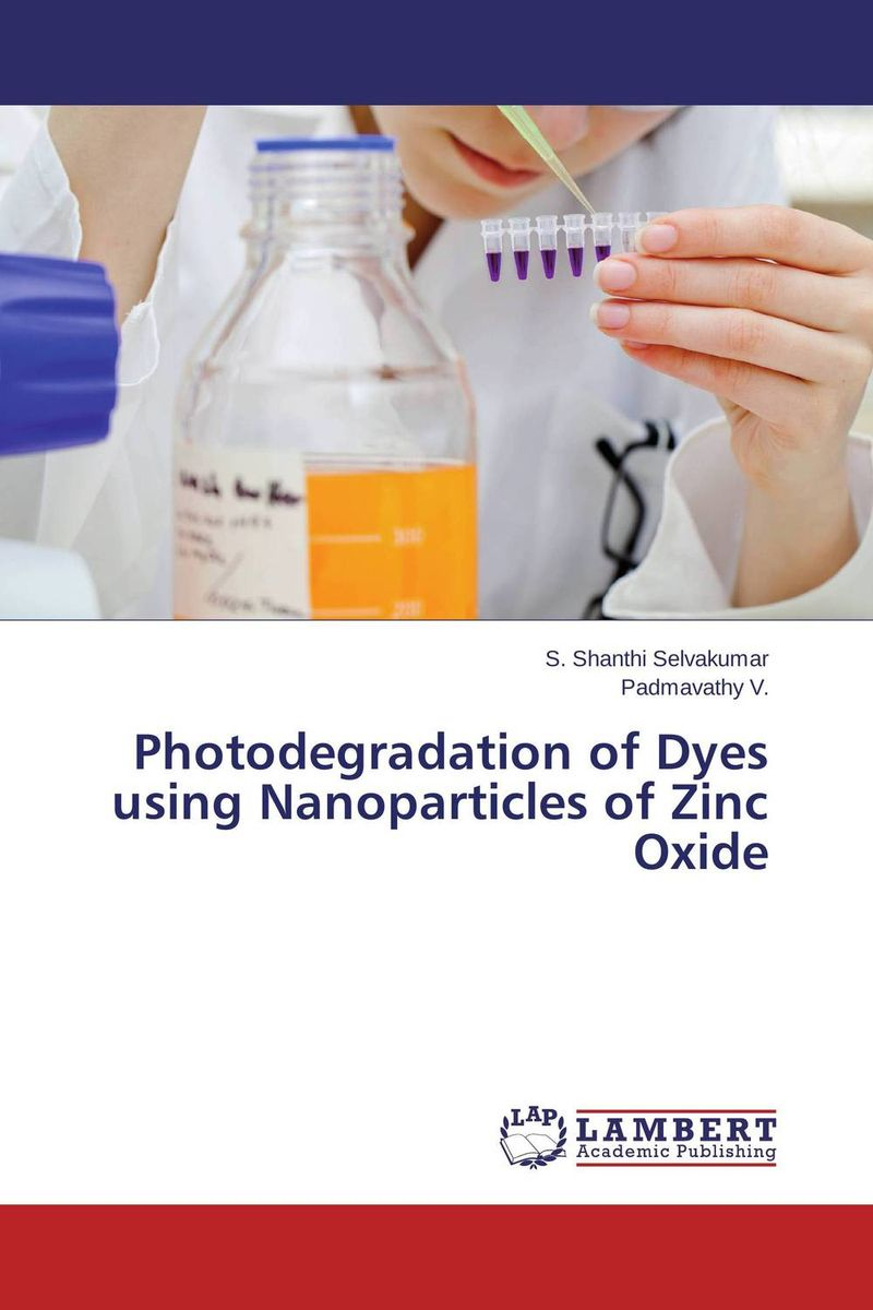 Photodegradation of Dyes using Nanoparticles of Zinc Oxide analysis of pharmaceuticals in wastewater and their photodegradation