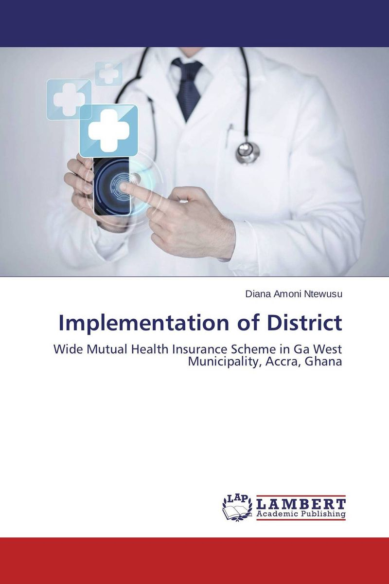 Implementation of District lindita mukli reformation of the health insurance system in albania