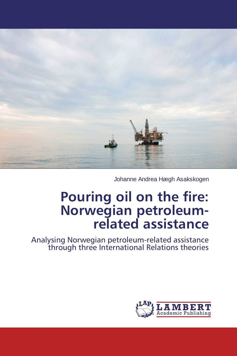 Pouring oil on the fire: Norwegian petroleum-related assistance