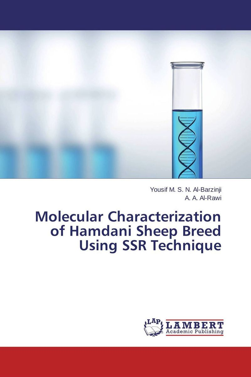 Molecular Characterization of Hamdani Sheep Breed Using SSR Technique jyoti yadav arvind kumar and lalit kumar molecular characterization of lactamase e coli and klebsiella spp
