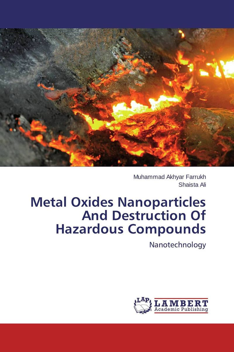 Metal Oxides Nanoparticles And Destruction Of Hazardous Compounds jai prakash embedded metal nanoparticles by ion beam mixing