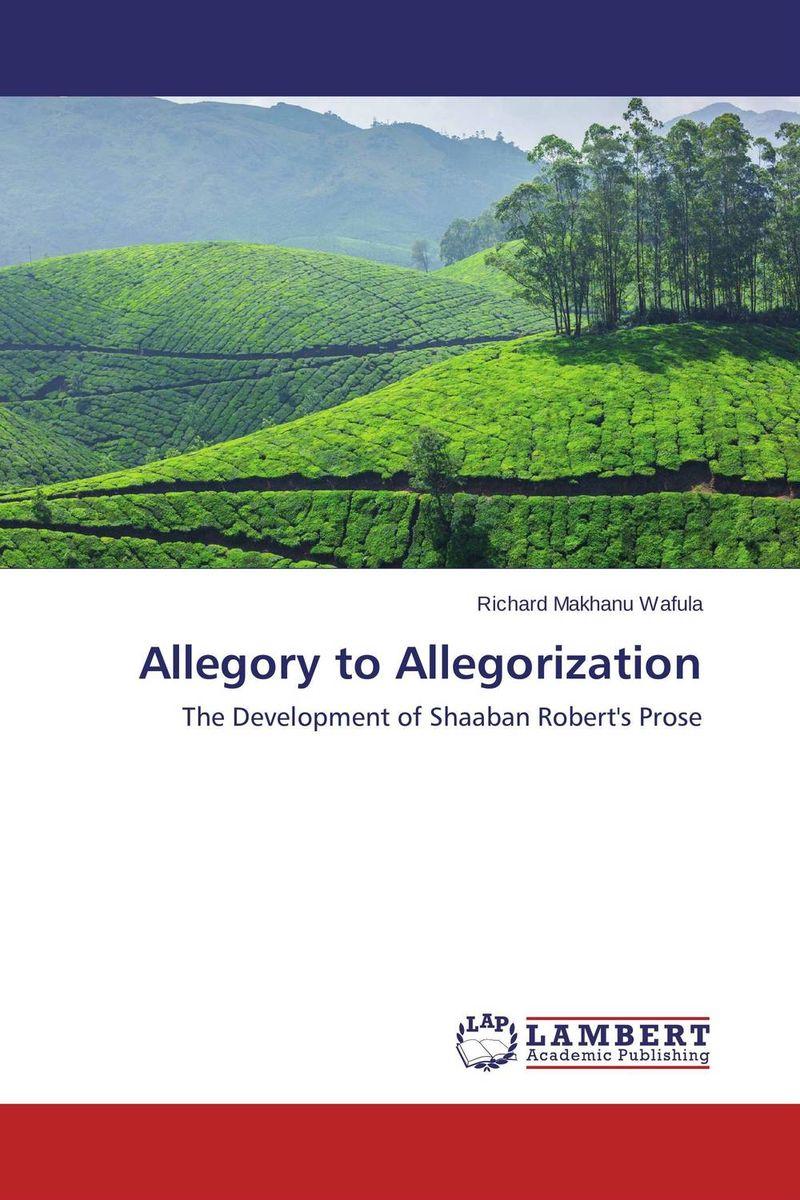 Allegory to Allegorization