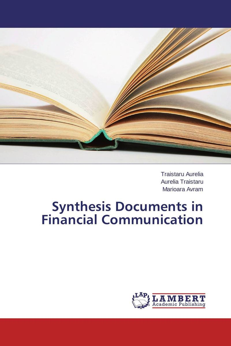 Synthesis Documents in Financial Communication the destruction of tilted arc – documents