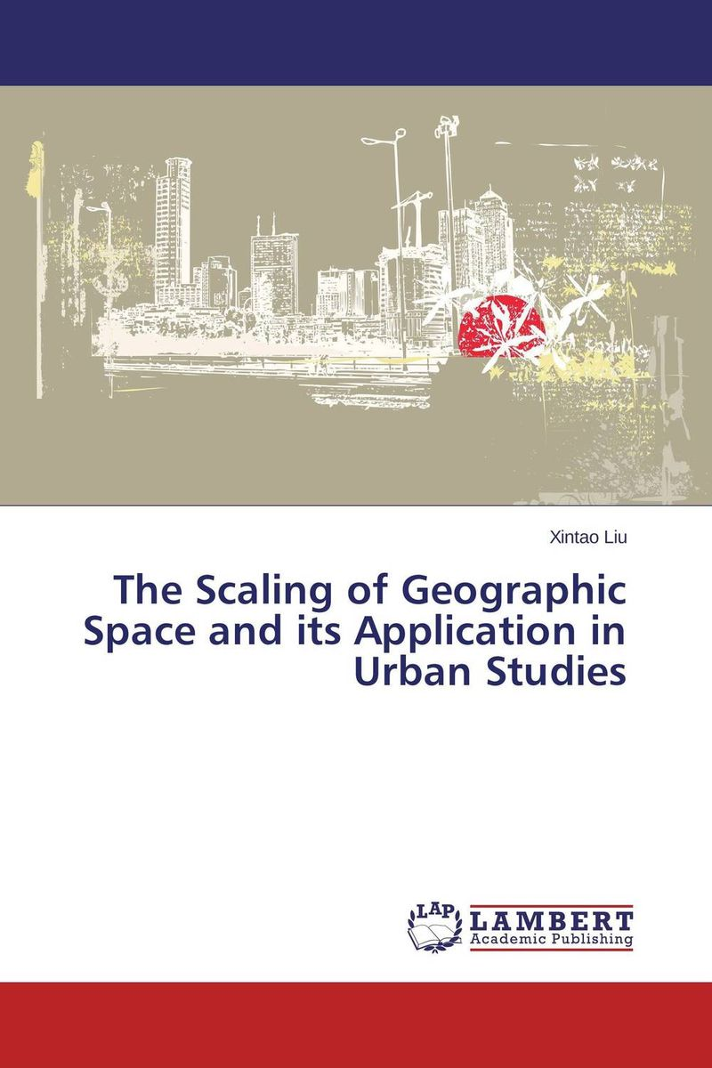 The Scaling of Geographic Space and its Application in Urban Studies urban sprawl and occupational change in raipur city india