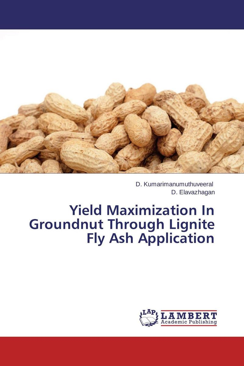 Yield Maximization In Groundnut Through Lignite Fly Ash Application
