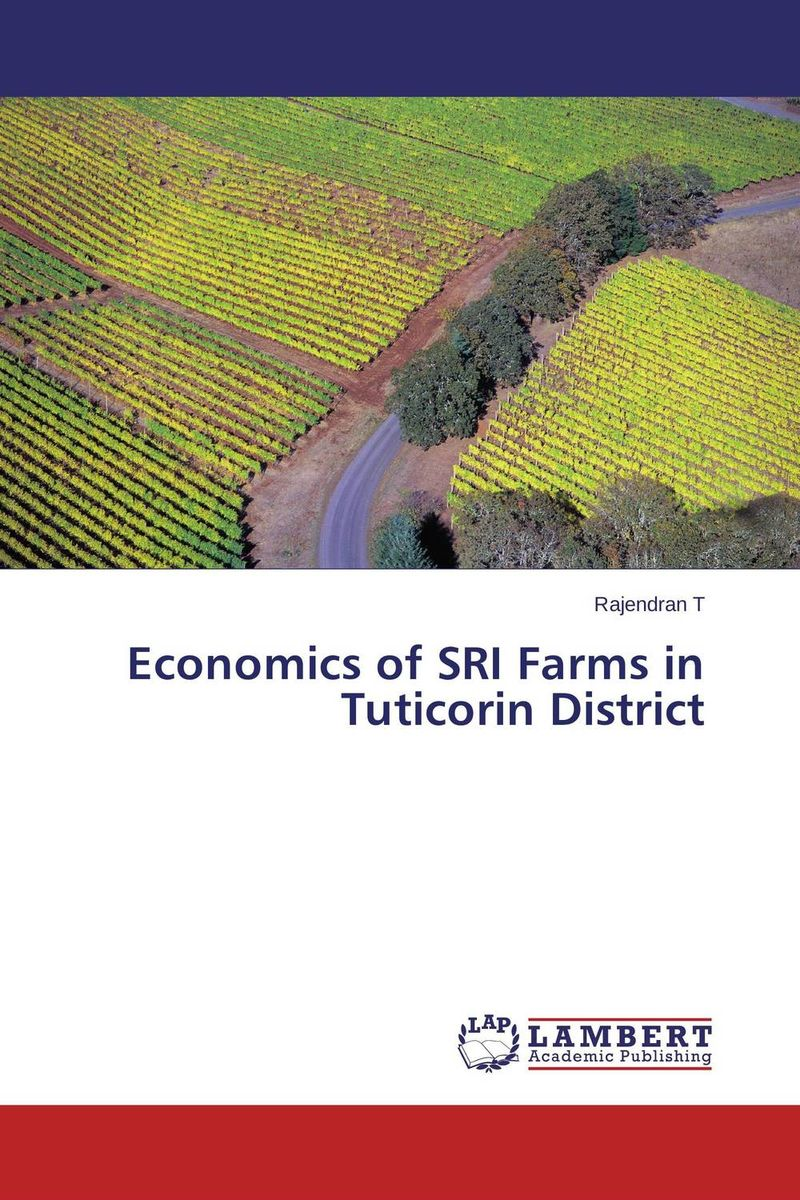Economics of SRI Farms in Tuticorin District natural enemy fauna in rice wheat system of india