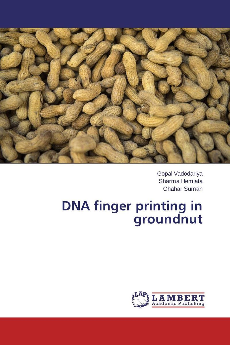DNA finger printing in groundnut naresh pratap singh himanshi paliwal and vaishali shami molecular and morphological analysis for stay green trait in wheat