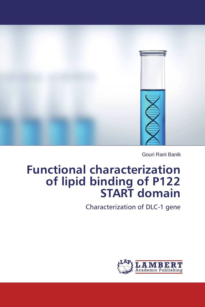 Functional characterization of lipid binding of P122 START domain viruses cell transformation and cancer 5