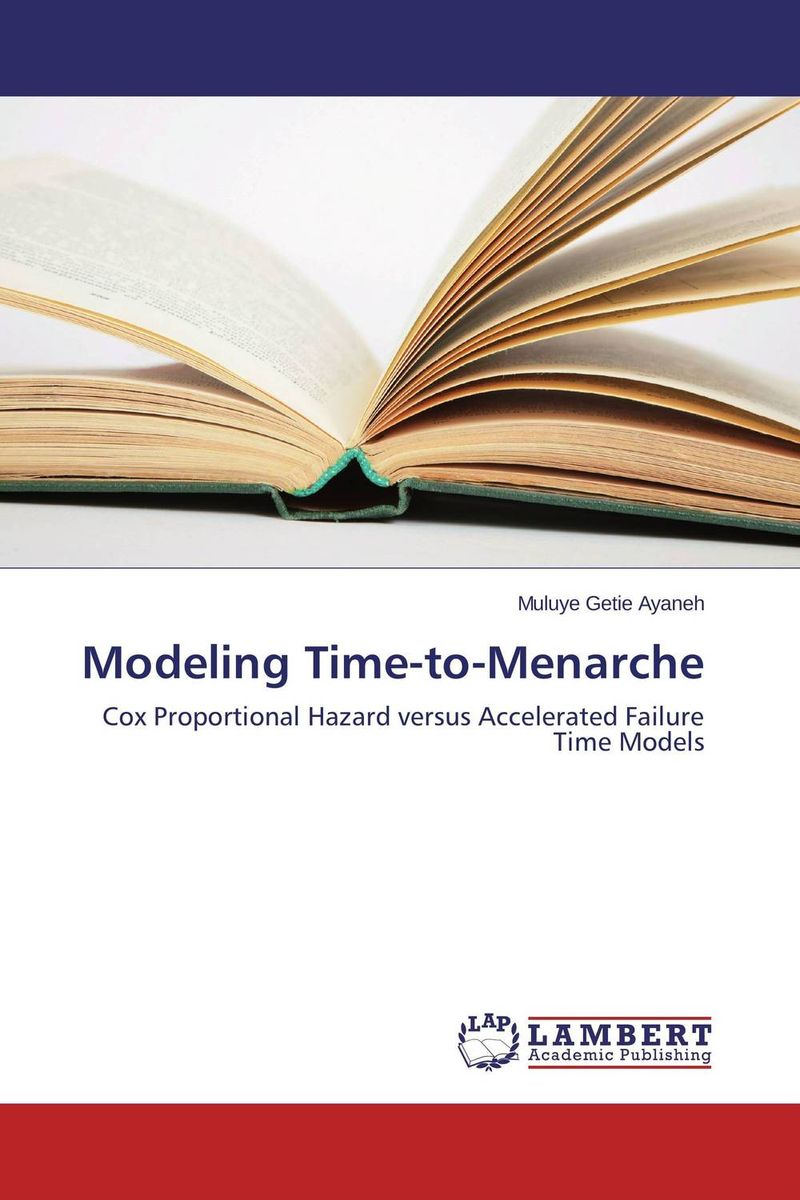 Modeling Time-to-Menarche linear regression models with heteroscedastic errors