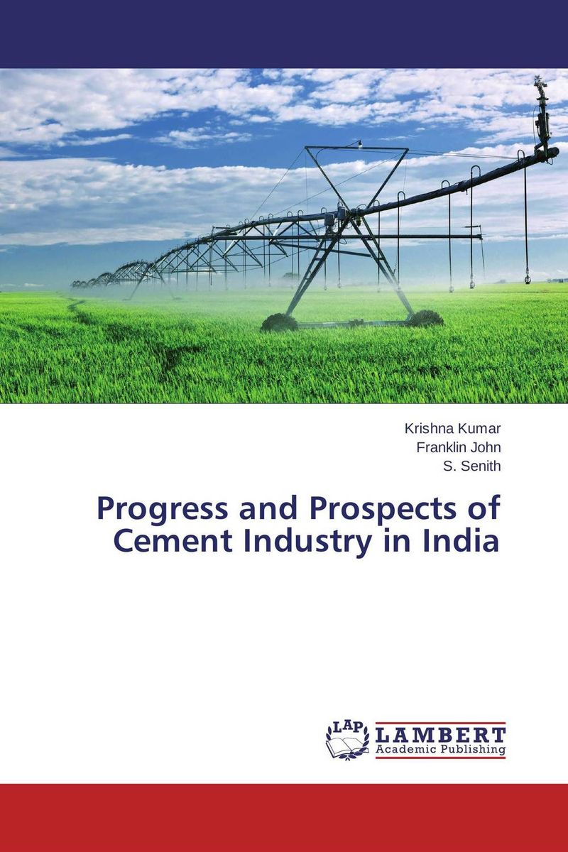 Progress and Prospects of Cement Industry in India trends in human performance research