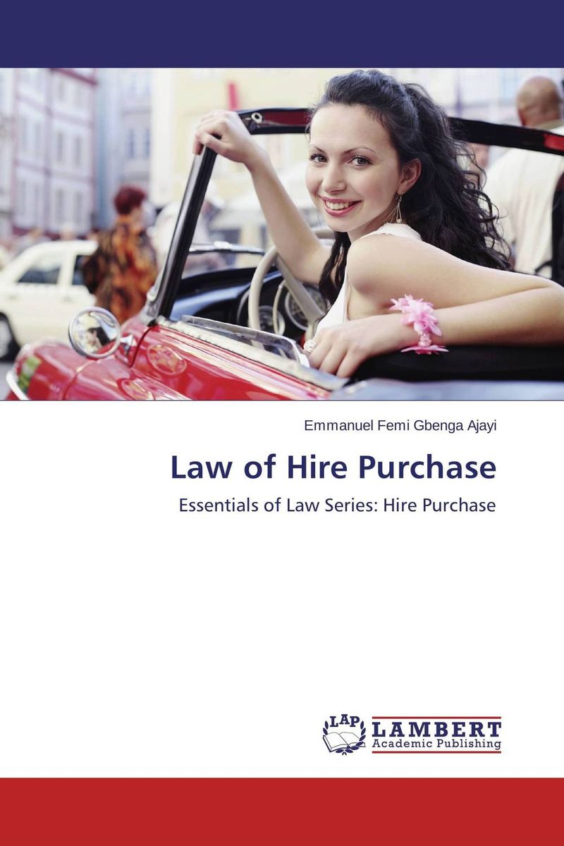 Law of Hire Purchase jimmy evens equitable life payments bill