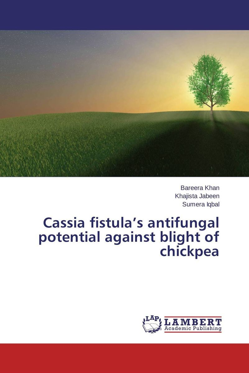 Cassia fistula's antifungal potential against blight of chickpea ganesh deshmukh sudarshan latake and avinash satpute role of trichoderma viride in chickpea wilt