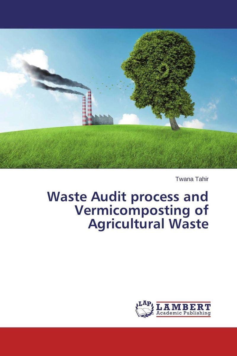 Waste Audit process and Vermicomposting of Agricultural Waste husk