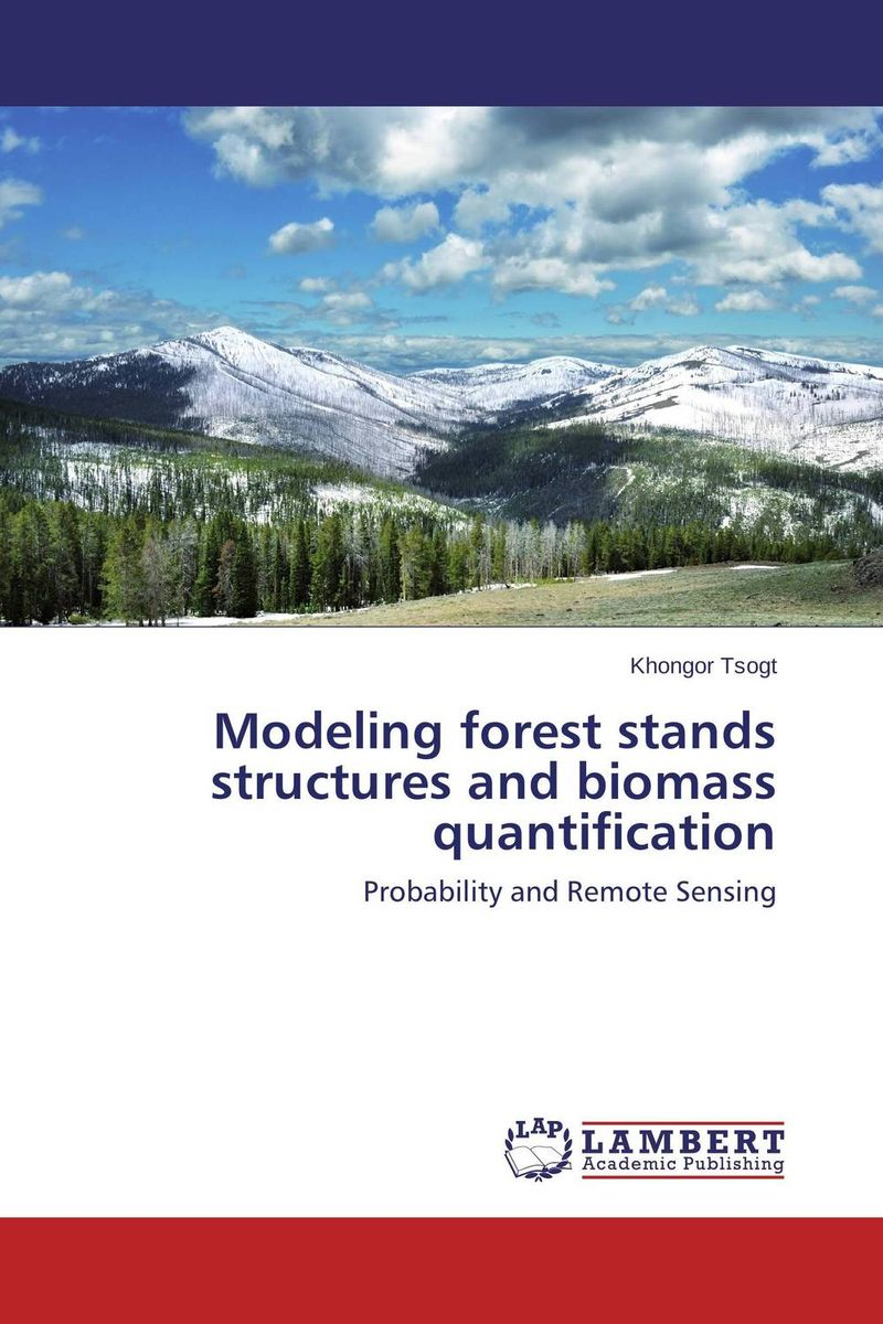Modeling forest stands structures and biomass quantification kapil sharma and r k garg software reliability modeling and selection