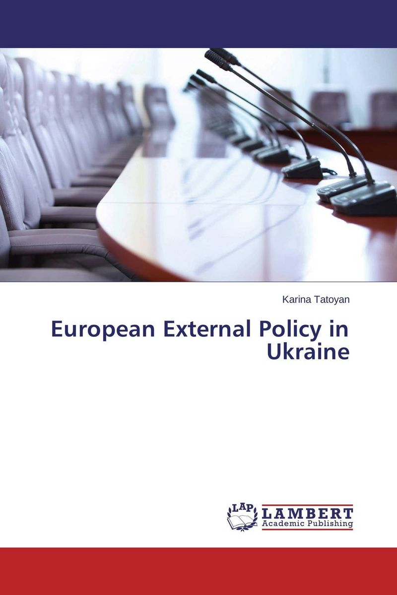 European External Policy in Ukraine administrative justice in context