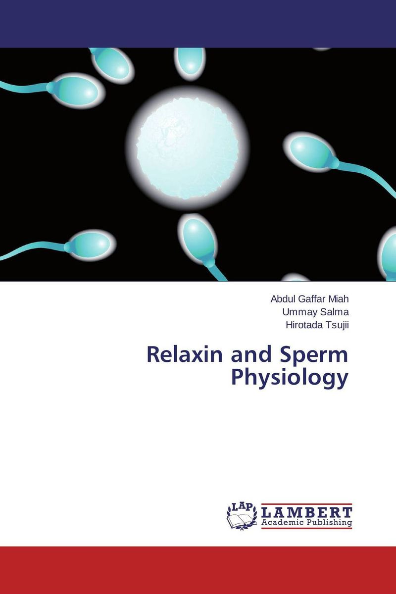 Relaxin and Sperm Physiology sinbo sbs 4419 silver весы напольные