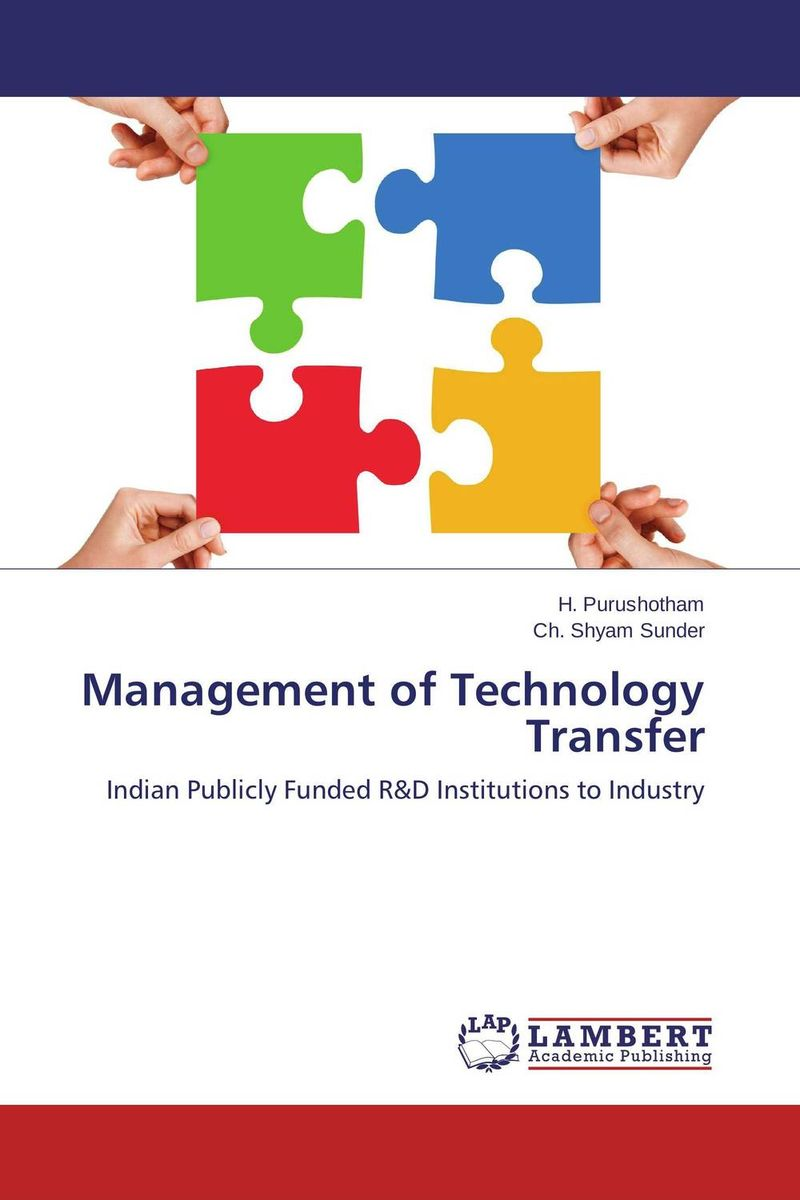 Management of Technology Transfer