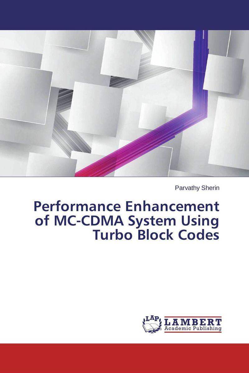 Performance Enhancement of MC-CDMA System Using Turbo Block Codes performance evaluation of turbo codes