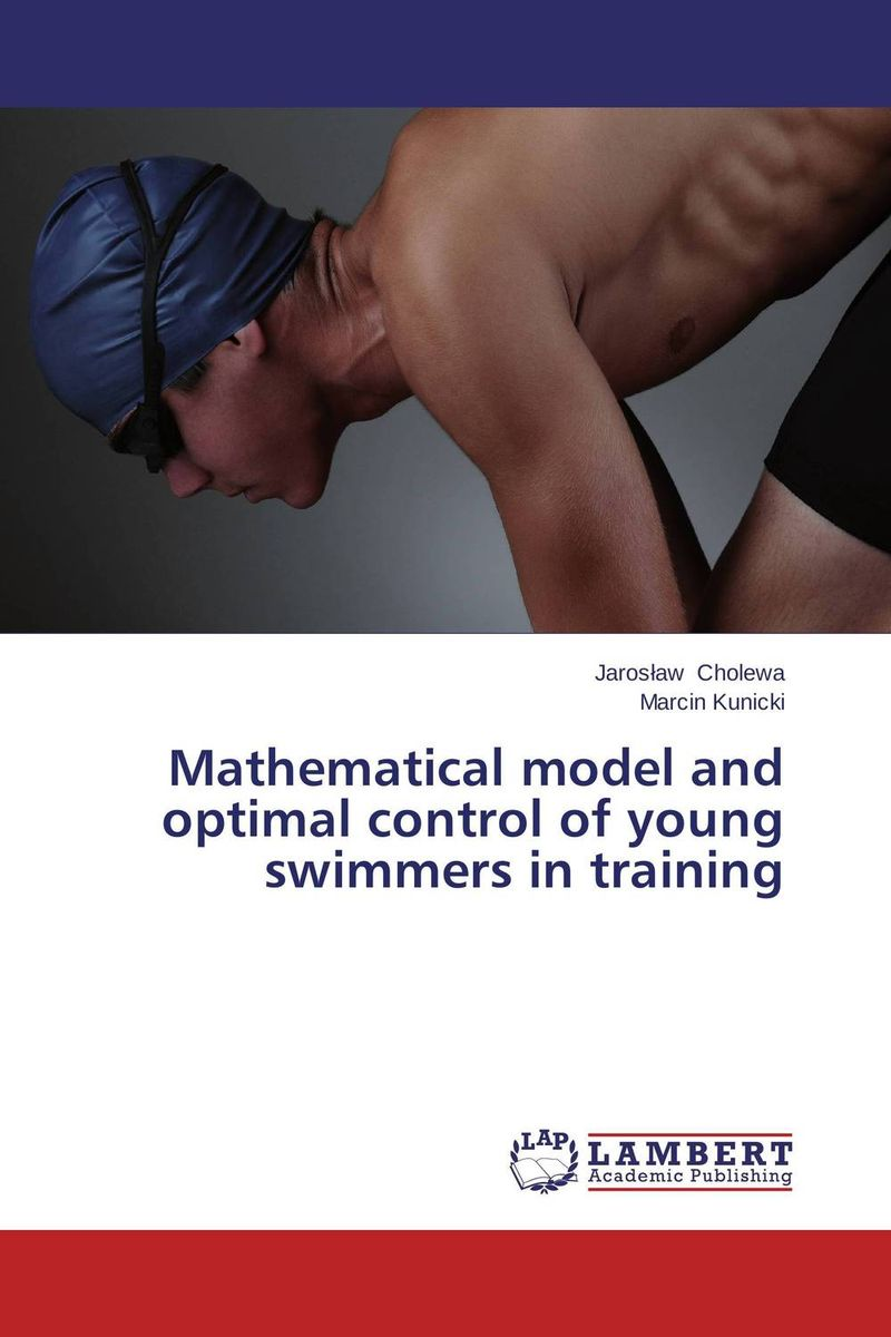 Mathematical model and optimal control of young swimmers in training