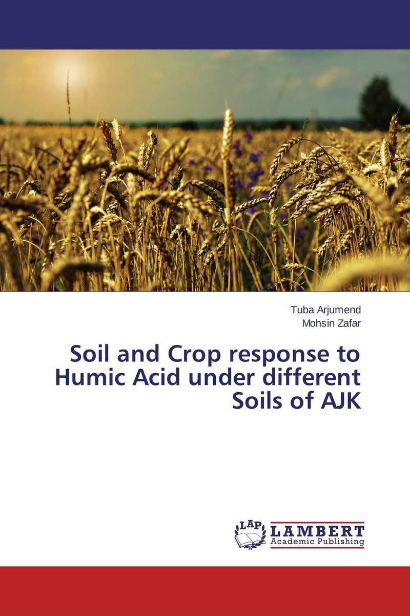 Soil and Crop response to Humic Acid under different Soils of AJK effect of medicinal plant extracts on the viability of protoscoleces