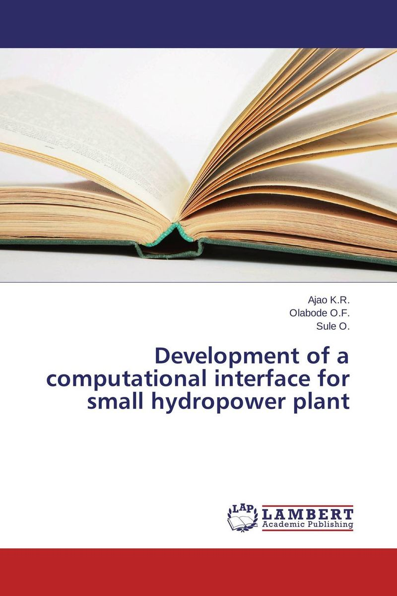 Development of a computational interface for small hydropower plant