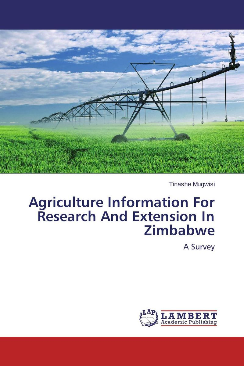 Agriculture Information For Research And Extension In Zimbabwe цена и фото