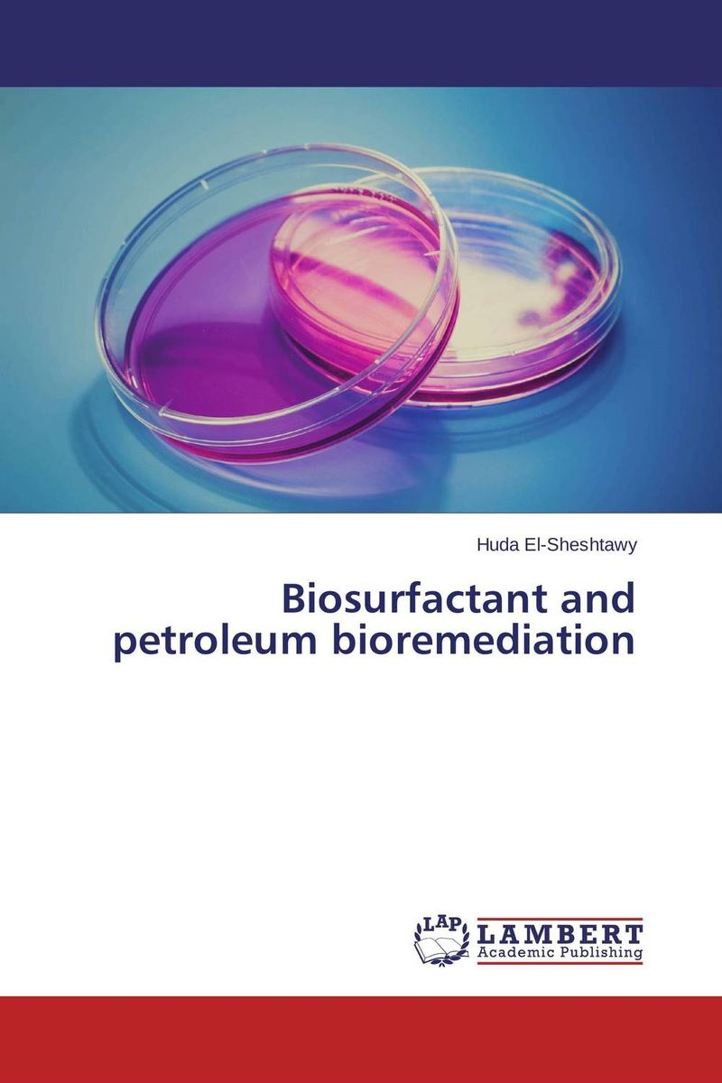 Biosurfactant and petroleum bioremediation dearomatization of crude oil