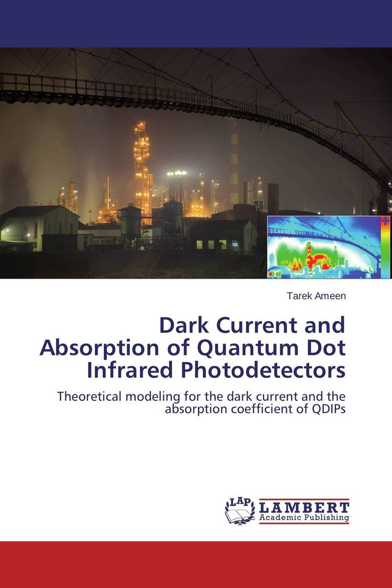 Dark Current and Absorption of Quantum Dot Infrared Photodetectors