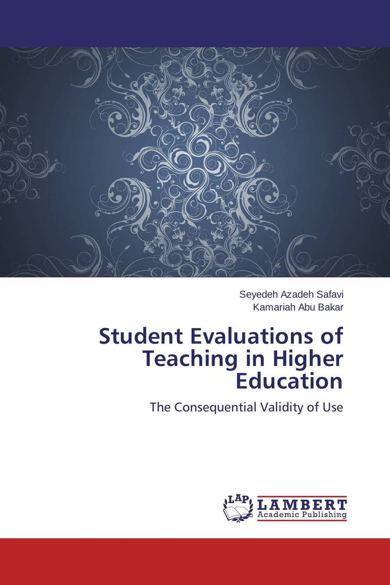 Student Evaluations of Teaching in Higher Education dimitrios stergiou good teaching in tourism higher education
