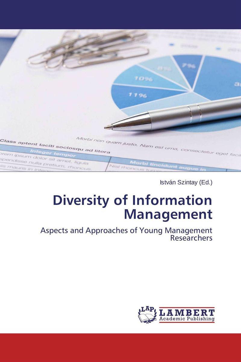 Diversity of Information Management