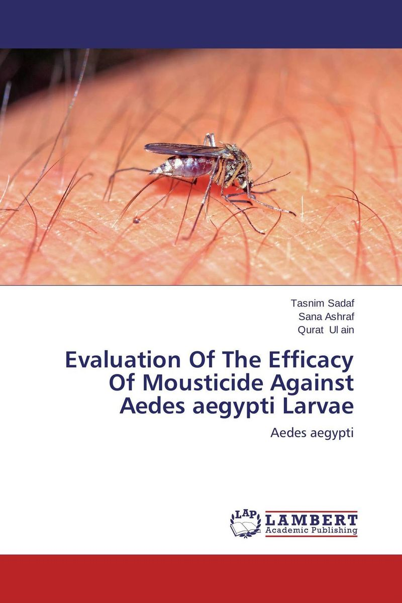 Evaluation Of The Efficacy Of Mousticide Against Aedes aegypti Larvae husk