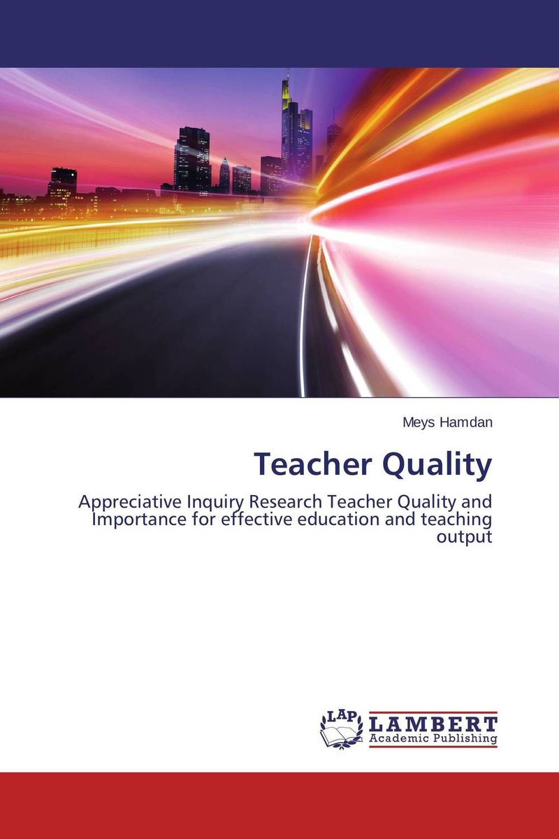 Teacher Quality antonaros s the teacher s basic tools the teacher as manager