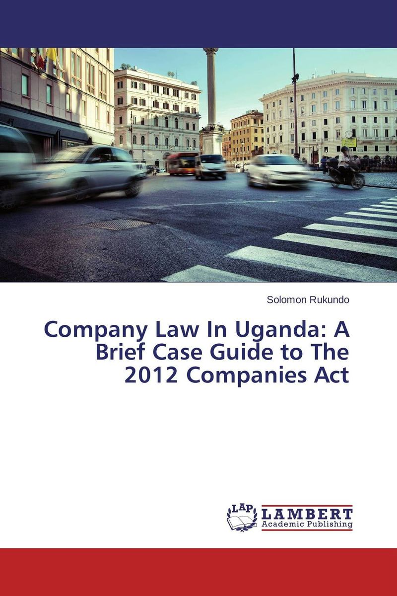 Company Law In Uganda: A Brief Case Guide to The 2012 Companies Act 2017 new brand hello kitty cartoon watches women children dress quartz wristwatch kids hellokitty watches girls montre enfant