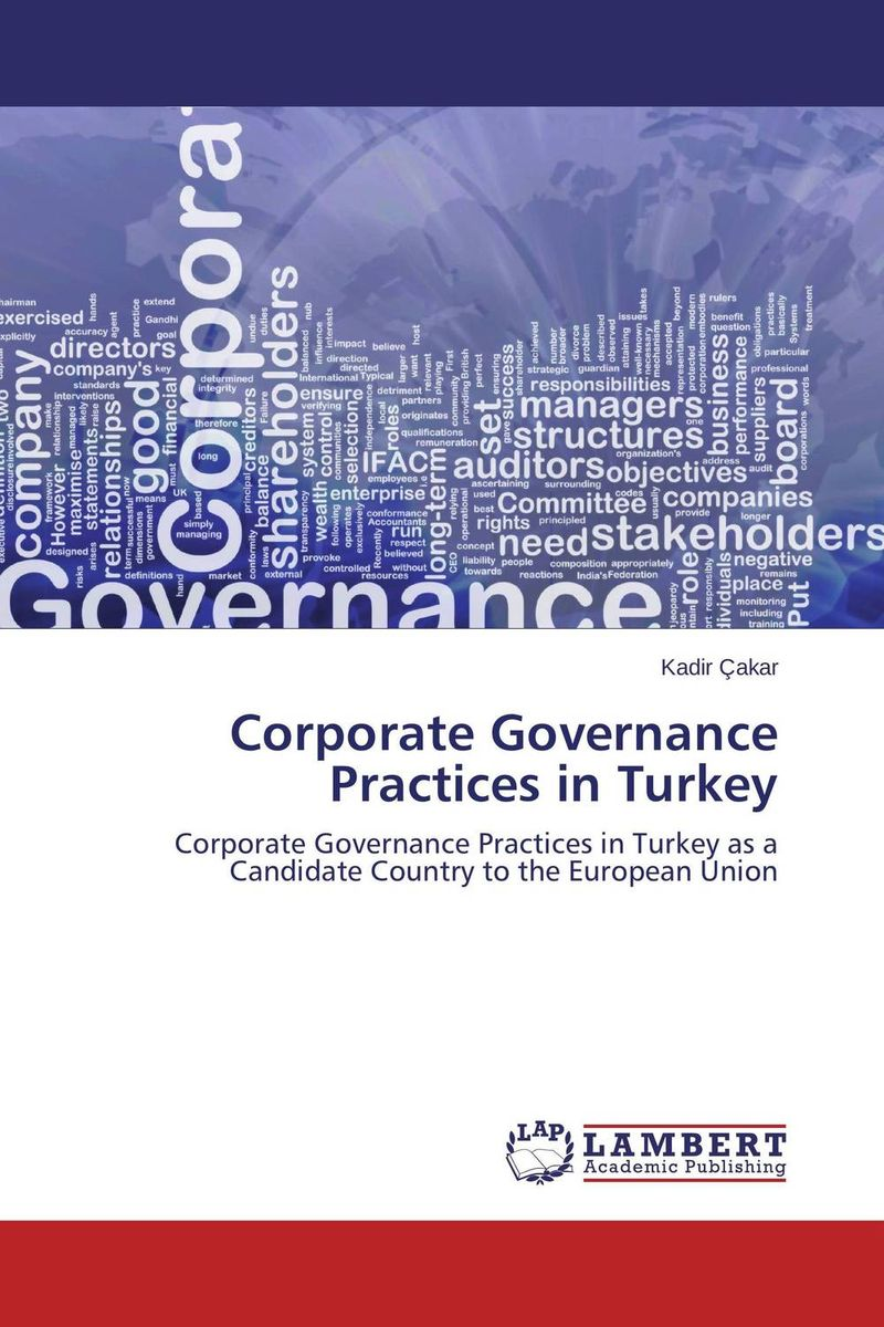 Corporate Governance Practices in Turkey srichander ramaswamy managing credit risk in corporate bond portfolios a practitioner s guide