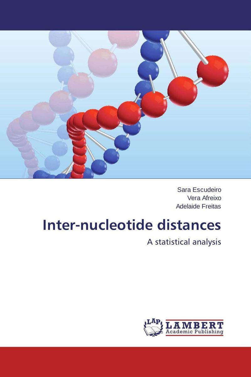 Inter-nucleotide distances