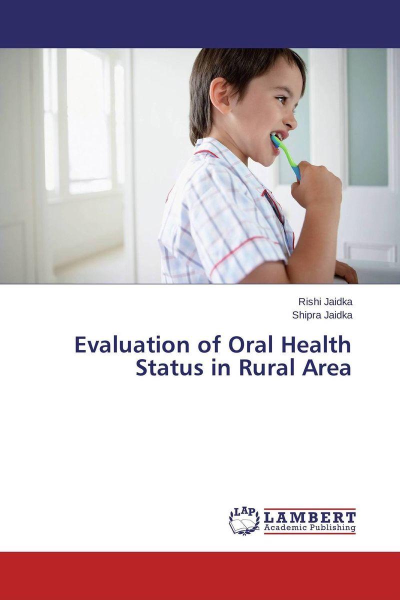 Evaluation of Oral Health Status in Rural Area an evaluation of the role of csos in promotion of upe uganda