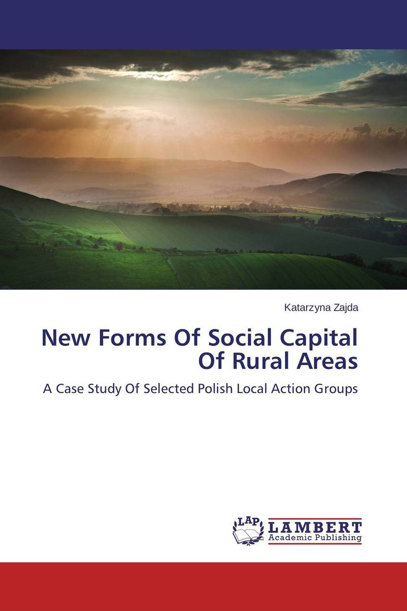 New Forms Of Social Capital Of Rural Areas