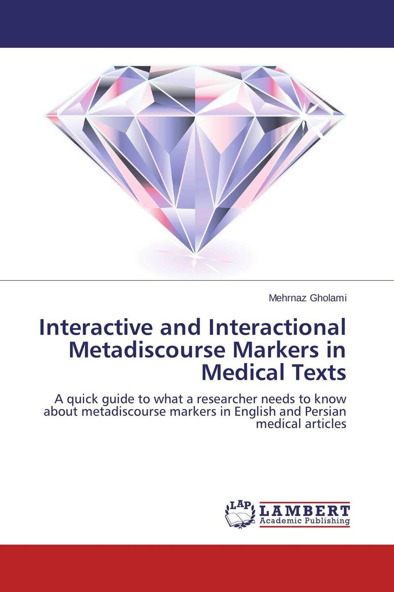 Interactive and Interactional Metadiscourse Markers in Medical Texts the comparative typology of spanish and english texts story and anecdotes for reading translating and retelling in spanish and english adapted by © linguistic rescue method level a1 a2